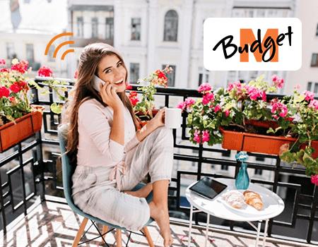 M-Budget Netzabdeckung