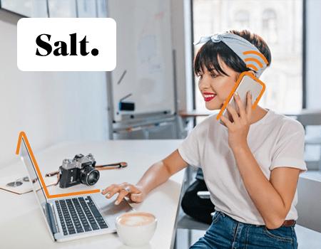Salt Network Coverage